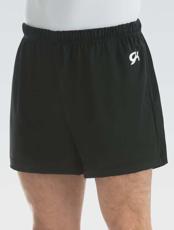 GK 1812M Campus StretchTek Short - Zwart