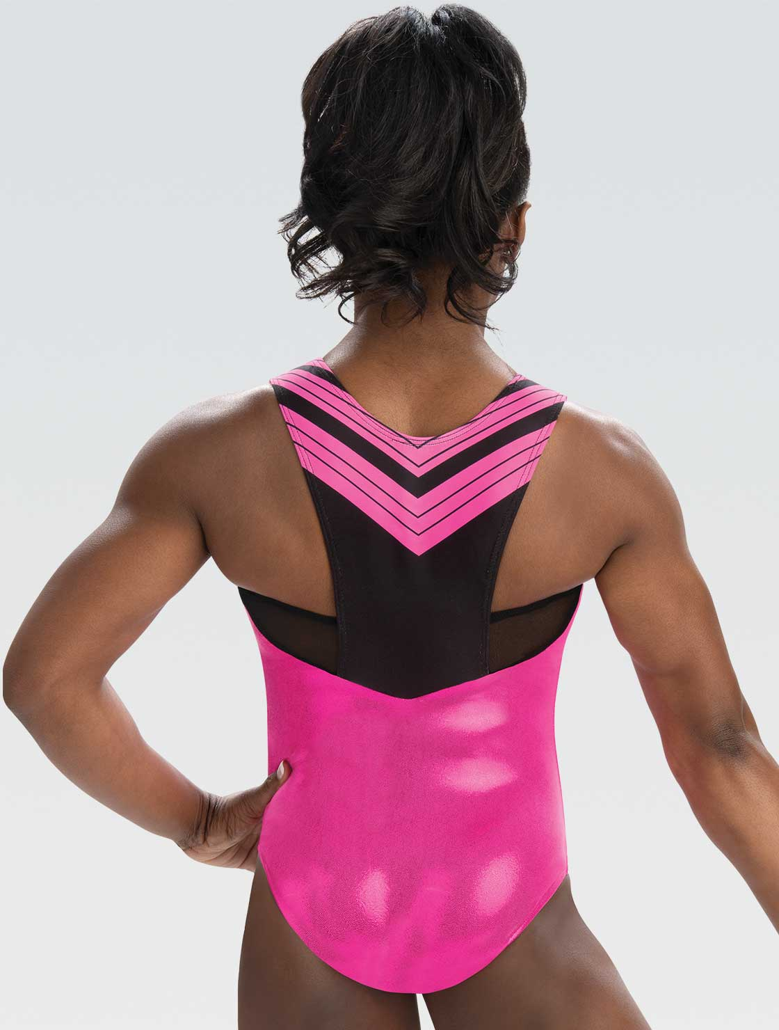 GK 3850 Berry Vibe Leotard