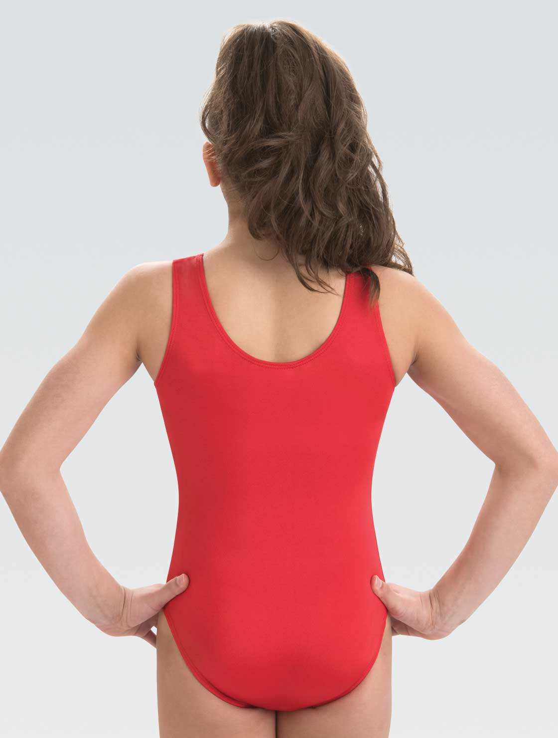 GK 2012 Red Leotard